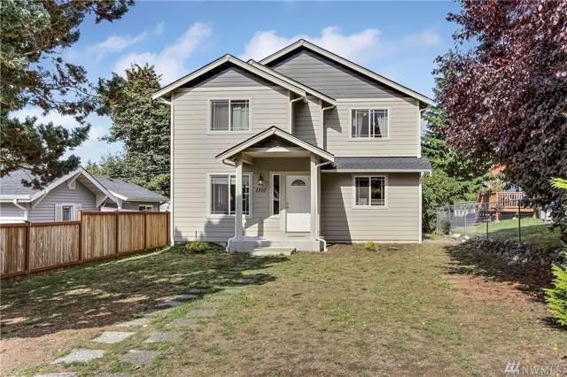 1307 E 67th St, Tacoma, WA 98404 (#1518485) :: Chris Cross Real Estate Group