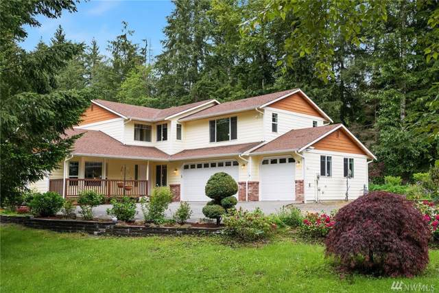7111 199th St E, Snohomish, WA 98296 (#1518495) :: McAuley Homes