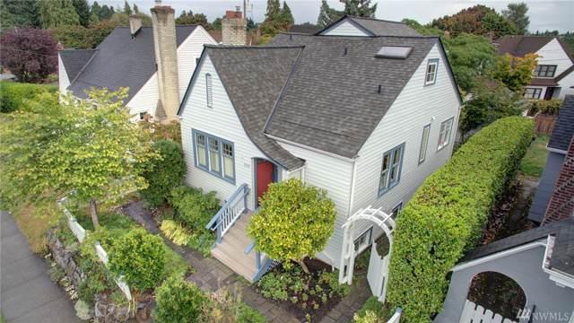 7632 Winona Ave N, Seattle, WA 98103 (#1518514) :: Pickett Street Properties