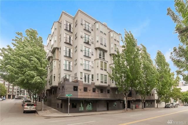3028 Western Avenue #209, Seattle, WA 98121 (#1518515) :: Ben Kinney Real Estate Team