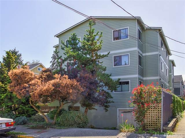 731 N 94th St #7, Seattle, WA 98103 (#1518617) :: Northern Key Team