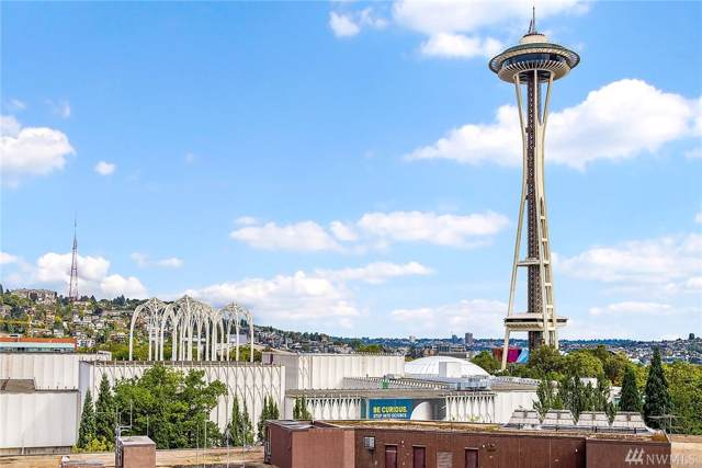 2911 2nd Ave #1108, Seattle, WA 98121 (#1518720) :: Ben Kinney Real Estate Team