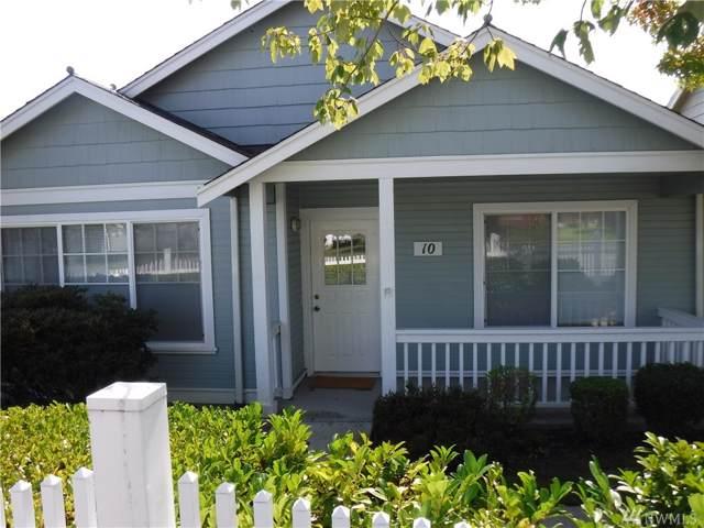 161 W Whidbey Ave #10, Oak Harbor, WA 98277 (#1518730) :: Crutcher Dennis - My Puget Sound Homes