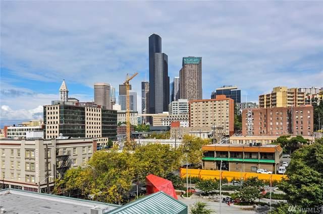510 6th Ave S #605, Seattle, WA 98104 (#1518794) :: Ben Kinney Real Estate Team