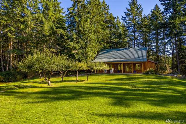 514 Laporte Rd, Orcas Island, WA 98280 (#1518929) :: Chris Cross Real Estate Group