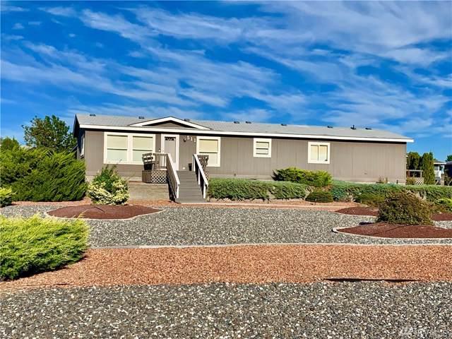 511 Sunset Blvd N #68, Mattawa, WA 99349 (MLS #1519099) :: Nick McLean Real Estate Group