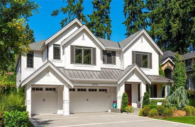 10430 SE 20th St, Bellevue, WA 98004 (#1519168) :: KW North Seattle