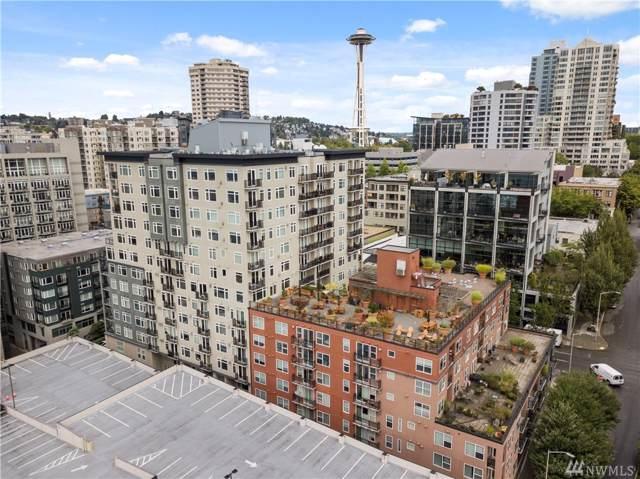 2607 Western Ave #301, Seattle, WA 98121 (#1519303) :: Ben Kinney Real Estate Team