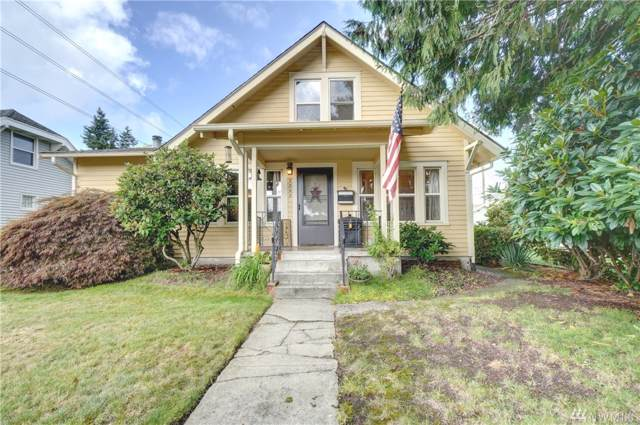 7042 S Montgomery St, Tacoma, WA 98409 (#1519329) :: Ben Kinney Real Estate Team