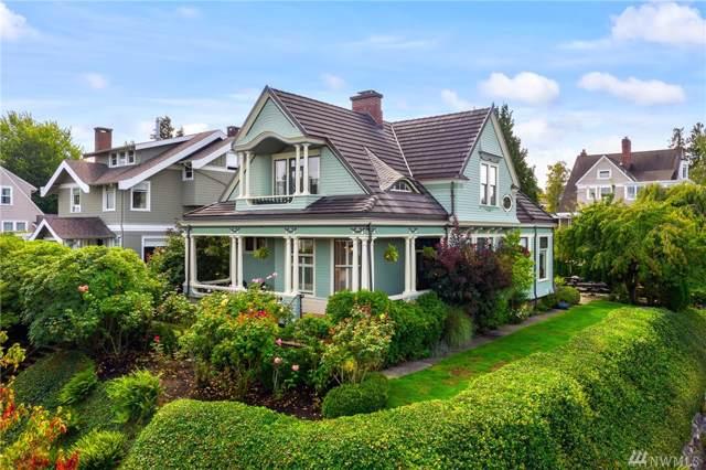 522 N E St, Tacoma, WA 98403 (#1519361) :: NW Home Experts