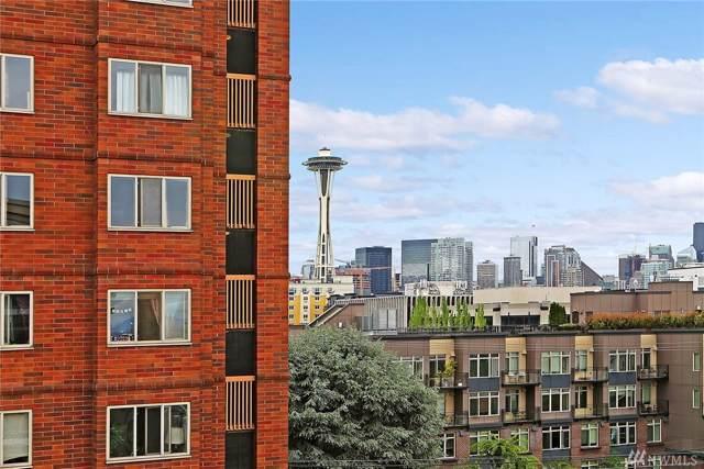 530 4th Ave W #406, Seattle, WA 98119 (#1519388) :: Ben Kinney Real Estate Team