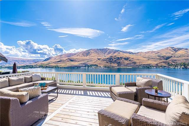 350 Porcupine Lane, Chelan, WA 98816 (#1519702) :: McAuley Homes