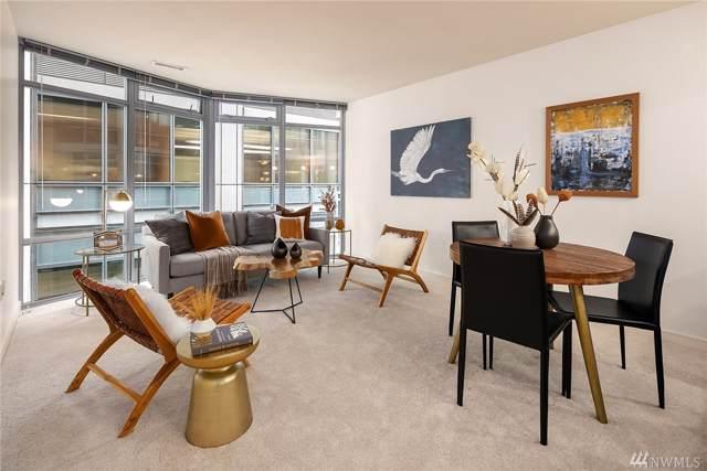 819 Virginia St #1209, Seattle, WA 98101 (#1519751) :: Ben Kinney Real Estate Team