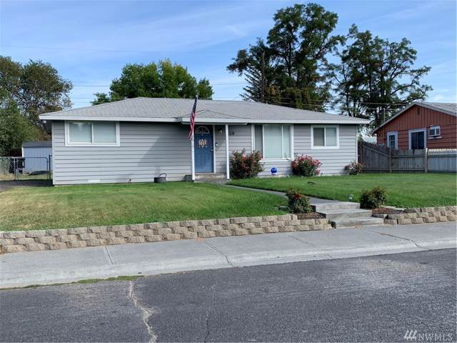 1539 N Daniel St, Moses Lake, WA 98837 (#1519787) :: Tribeca NW Real Estate