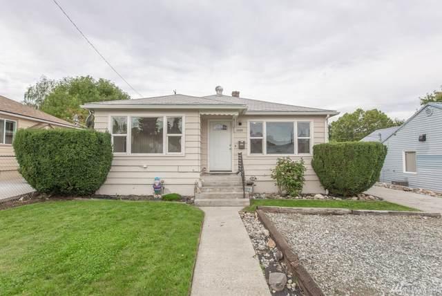 1018 Kittitas St, Wenatchee, WA 98801 (#1519809) :: Chris Cross Real Estate Group