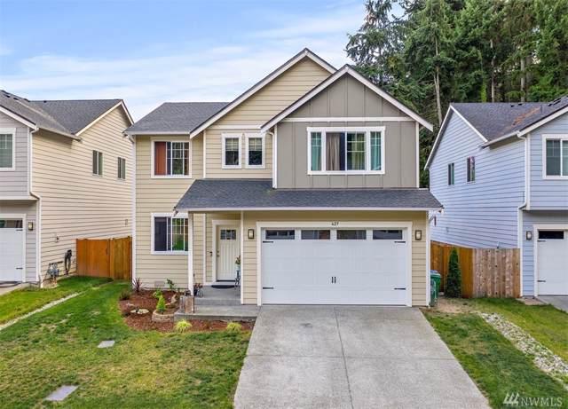 427 NE Nantucket Street, Bremerton, WA 98310 (#1519874) :: Crutcher Dennis - My Puget Sound Homes