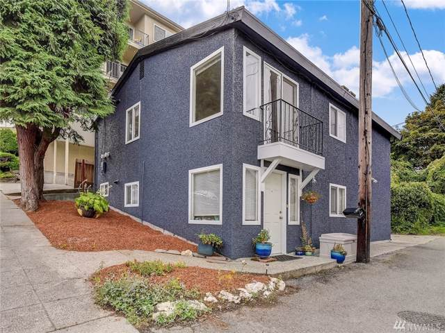 3011 Warren Ave N, Seattle, WA 98109 (#1519902) :: NW Homeseekers