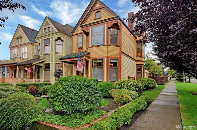 824 N M St, Tacoma, WA 98403 (#1520154) :: Liv Real Estate Group