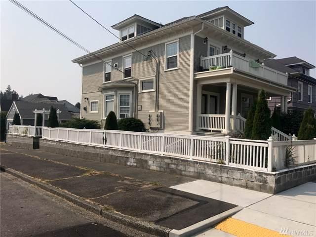 820 S Junett St, Tacoma, WA 98405 (#1520162) :: McAuley Homes