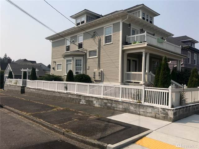820 S Junett St, Tacoma, WA 98405 (#1520162) :: Ben Kinney Real Estate Team