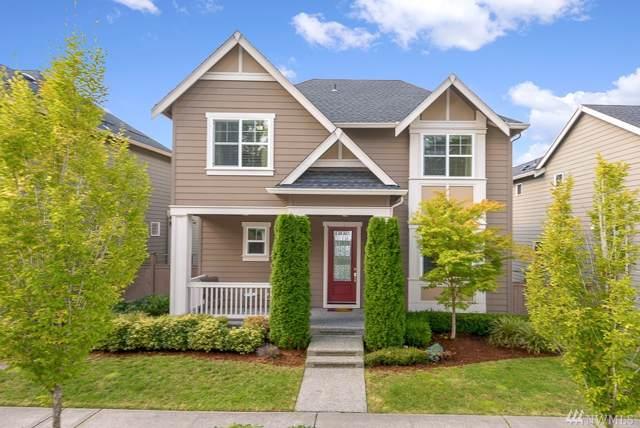 10501 Sheridan Cres NE, Redmond, WA 98053 (#1520193) :: Keller Williams Western Realty