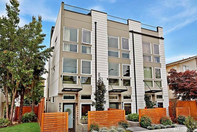 2431 NW 62nd St B, Seattle, WA 98107 (#1520212) :: Tribeca NW Real Estate