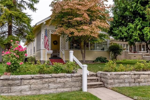 506 Douglas St, Wenatchee, WA 98801 (#1520262) :: Northwest Home Team Realty, LLC