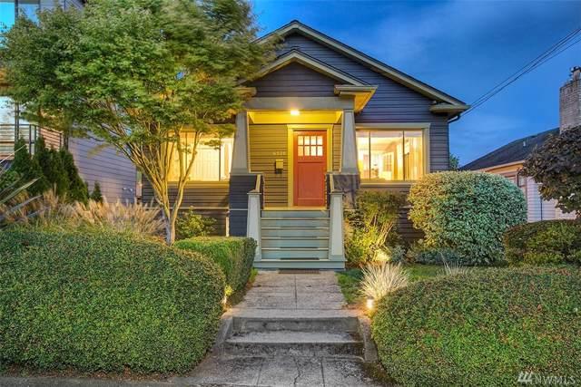 6526 Dibble Ave NW, Seattle, WA 98117 (#1520278) :: Ben Kinney Real Estate Team