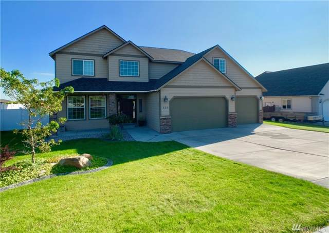 429 N Crestview Dr, Moses Lake, WA 98837 (#1520300) :: TRI STAR Team | RE/MAX NW