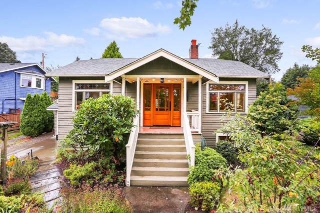 3615 49th Ave SW, Seattle, WA 98116 (#1520331) :: TRI STAR Team   RE/MAX NW