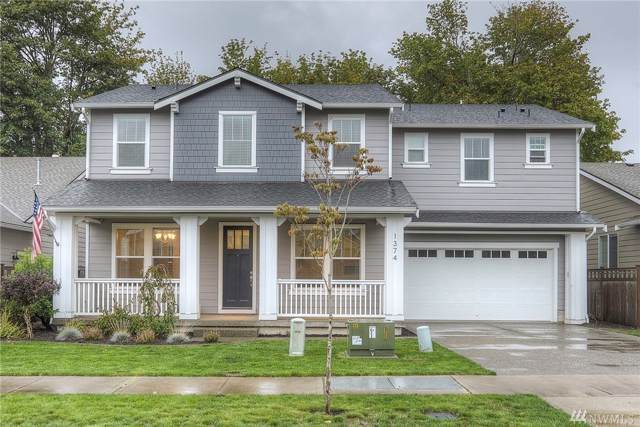 1374 89th Ave SE, Olympia, WA 98501 (#1520360) :: Canterwood Real Estate Team