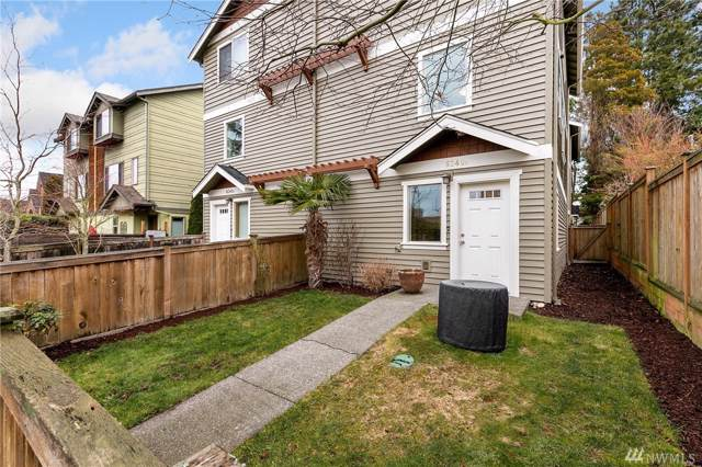 6340 34th Ave SW B, Seattle, WA 98126 (#1520453) :: Ben Kinney Real Estate Team