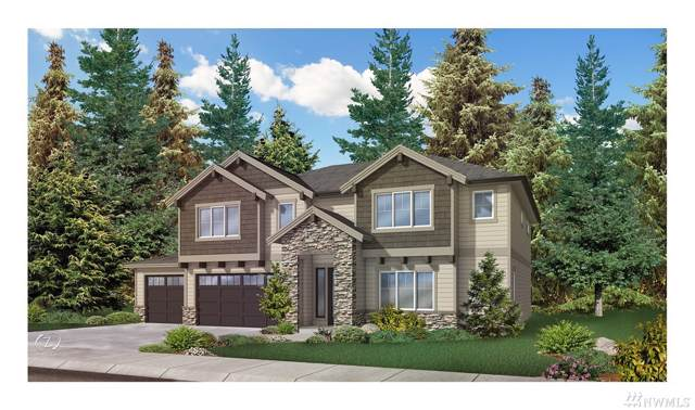 0 Skyfall (New Lot 2) Place NW, Bremerton, WA 98312 (#1520466) :: Better Properties Lacey
