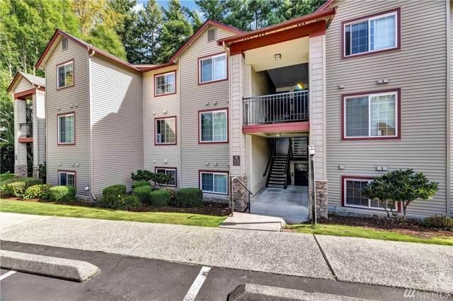 25025 SE Klahanie Blvd A103, Sammamish, WA 98029 (#1520472) :: Crutcher Dennis - My Puget Sound Homes