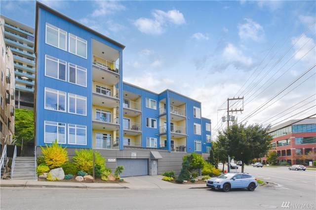 500 Elliott Ave W #207, Seattle, WA 98109 (#1520487) :: McAuley Homes