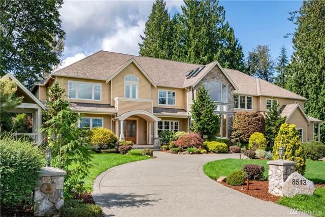 8513 255th Ave NE, Redmond, WA 98053 (#1520560) :: KW North Seattle