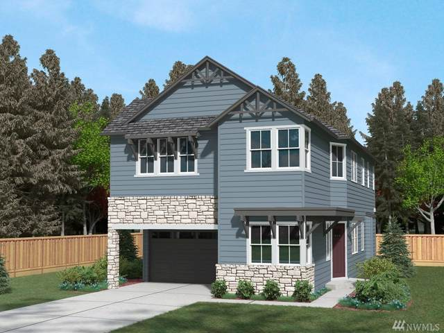 1440 244th (Homesite 09) Place, Sammamish, WA 98074 (#1520568) :: Keller Williams - Shook Home Group