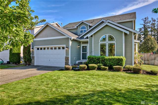 7329 206th St Ct E, Spanaway, WA 98387 (#1520600) :: Record Real Estate