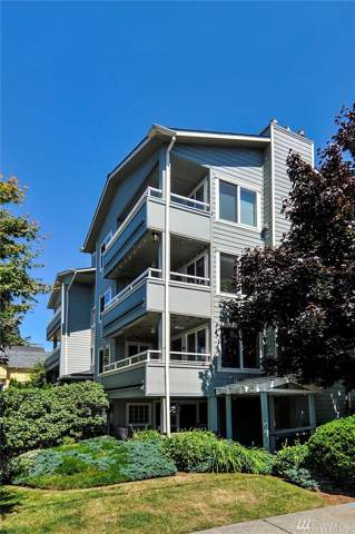 2448 NW 59th St #302, Seattle, WA 98107 (#1520701) :: Real Estate Solutions Group