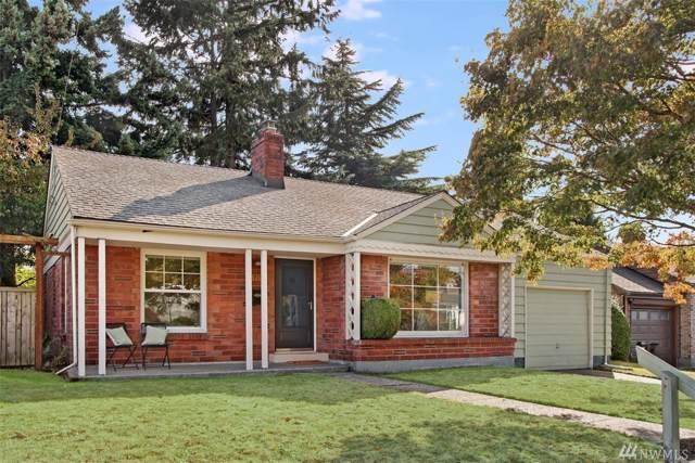3919 SW Rose St, Seattle, WA 98136 (#1520786) :: Ben Kinney Real Estate Team