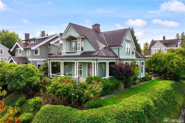 522 N E St, Tacoma, WA 98403 (#1520936) :: Keller Williams - Shook Home Group
