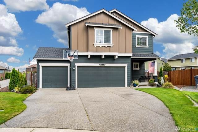 2519 195th St Ct E, Spanaway, WA 98387 (#1521015) :: Northwest Home Team Realty, LLC