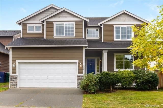 5724 119th St SE, Snohomish, WA 98296 (#1521280) :: Ben Kinney Real Estate Team