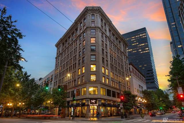 1500 4th Ave #901, Seattle, WA 98101 (#1521372) :: Ben Kinney Real Estate Team