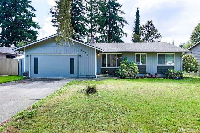 2109 SW 346th St, Federal Way, WA 98023 (#1521450) :: Crutcher Dennis - My Puget Sound Homes