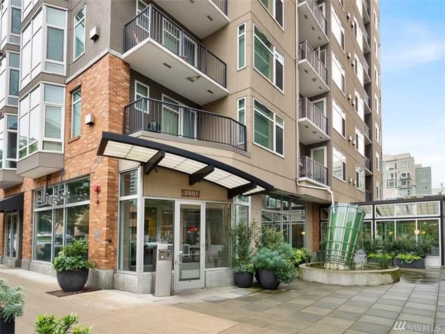 2801 1st Ave #1103, Seattle, WA 98121 (#1521465) :: Alchemy Real Estate