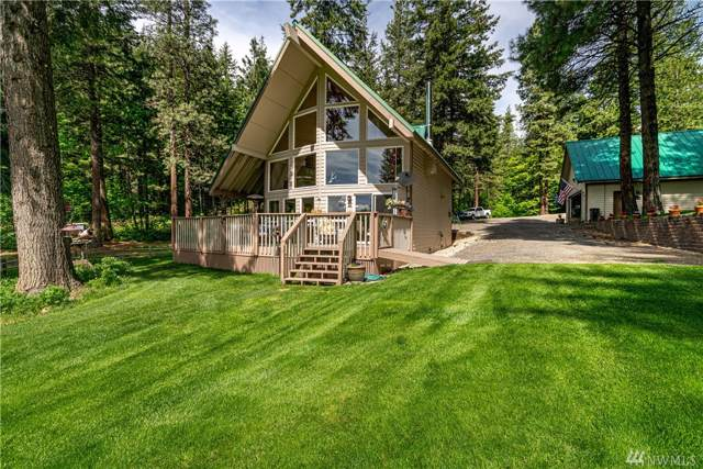 18182 Chumstick Hwy, Leavenworth, WA 98826 (#1521479) :: Better Homes and Gardens Real Estate McKenzie Group