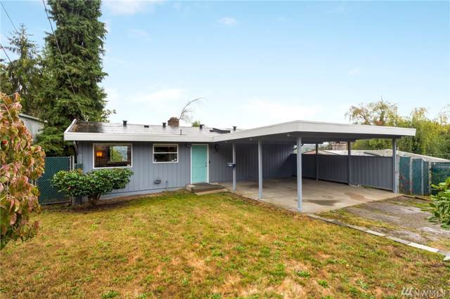 5111 S Avon St, Seattle, WA 98178 (#1521503) :: Chris Cross Real Estate Group