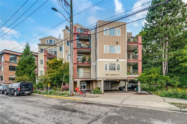 1926 Fairview Ave E #106, Seattle, WA 98102 (MLS #1521506) :: Lucido Global Portland Vancouver