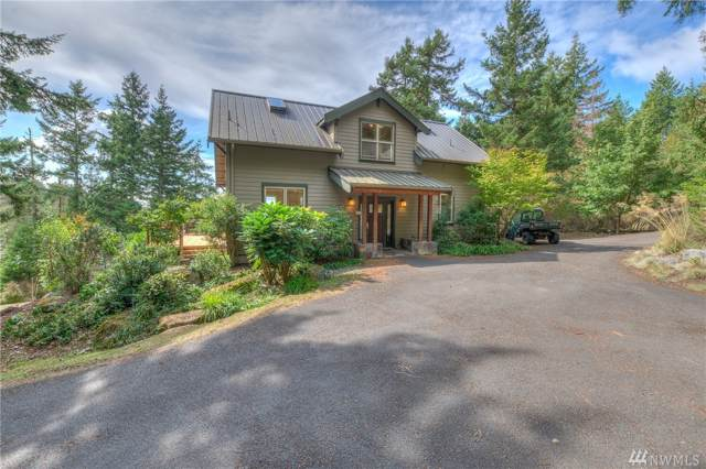 85 Hawk Hill Rd, Orcas Island, WA 98245 (#1521696) :: Real Estate Solutions Group